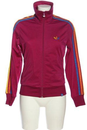 Adidas Sweat Jacket pink polyester