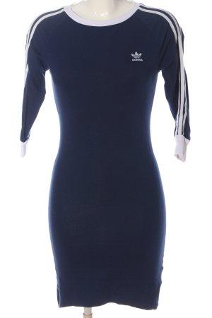 Adidas Robe Sweat bleu style décontracté