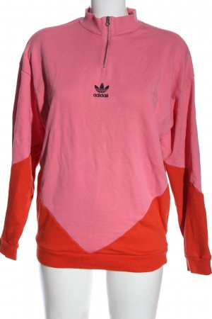 Adidas Sweatshirt pink-rot Casual-Look