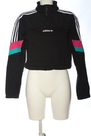 Adidas Troyer Wydrukowane logo W stylu casual