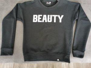 Adidas Sweatshirt noir