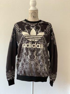 Adidas Sweatshirt multicolore