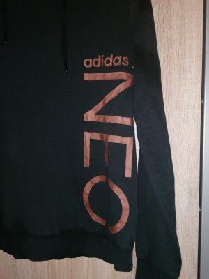 Adidas NEO Sweatshirt noir-bronze