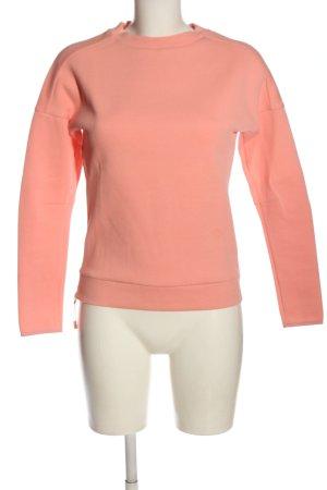 Adidas Felpa rosa stile casual