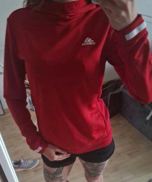 Adidas Originals Sweat Shirt dark red