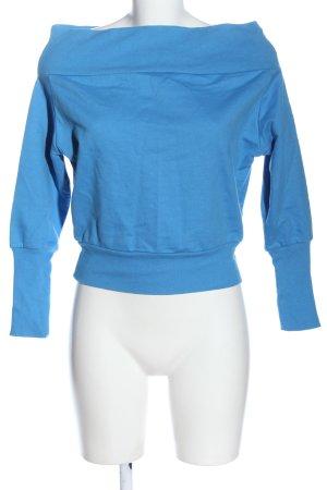 Adidas Sweatshirt blau Casual-Look