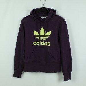 ADIDAS Sweatshirt Gr. 46 bordeaux (20/09/045*)