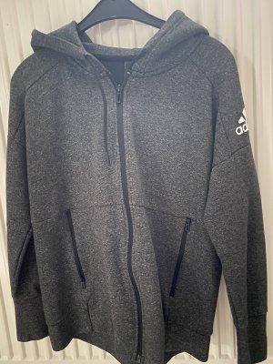Adidas Kurtka dresowa biały-szary