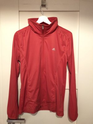 Adidas Sports Jacket bright red