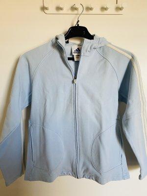 Adidas Sweatshirt-Jacke mit Kapuze