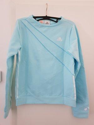 Adidas Sweatshirt türkis Größe 34/36