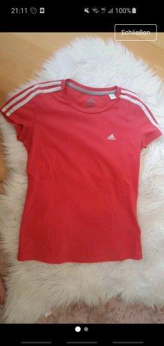 Adidas Koszulka sportowa jasnoczerwony-magenta