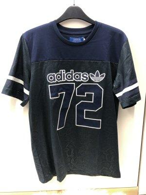 Adidas Oversized Shirt dark blue