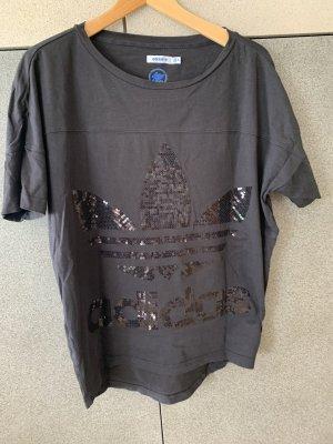 Adidas Koszulka sportowa czarny
