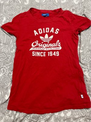 Adidas  wit-rood