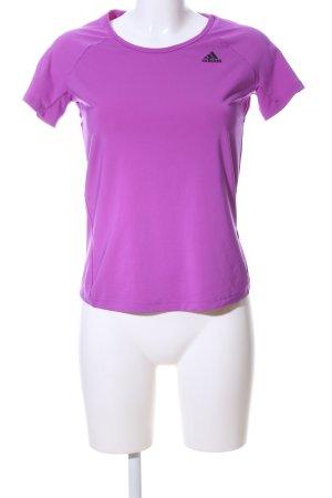Adidas T-Shirt pink sportlicher Stil