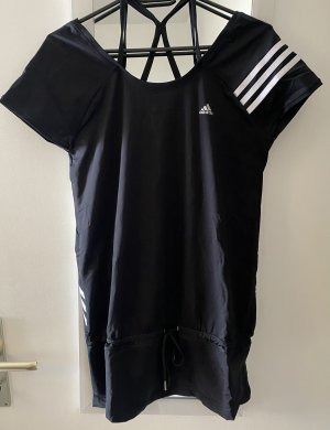 Adidas T-shirt de sport noir