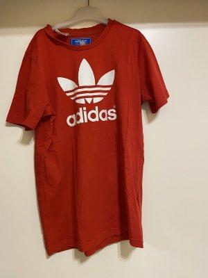 Adidas T-shirt rouge