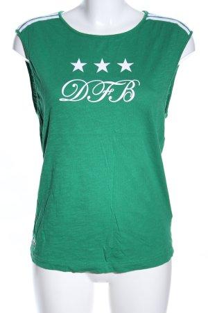 """Adidas T-Shirt """"von Marlen"""" grün"""