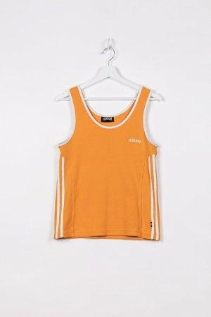Adidas T-Shirt in Gelb XL