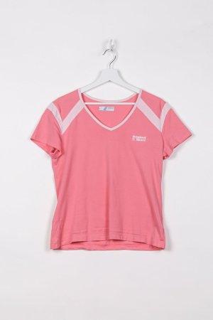 Adidas Koszulka sportowa różowy Bawełna