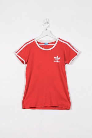 Adidas T-Shirt in Rot S