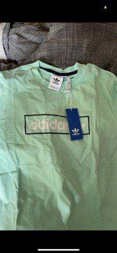 Adidas t-Shirt in Türkis M