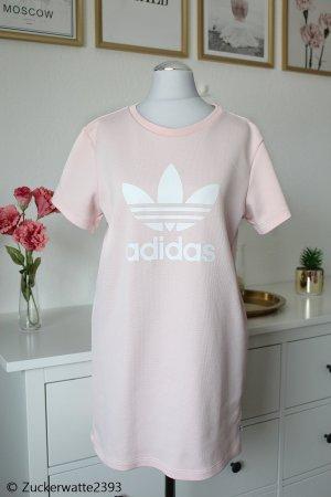 Adidas Originals Vestido estilo camisa multicolor