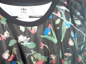 Adidas Vestido estilo camisa multicolor