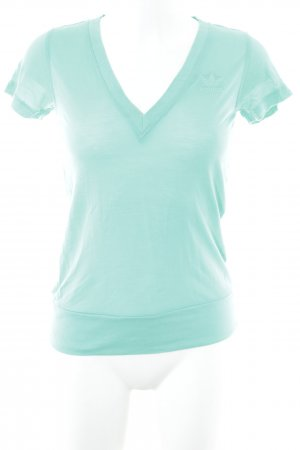 Adidas T-Shirt mint Casual-Look