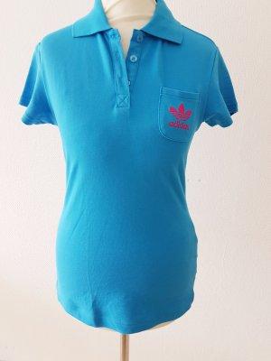 Adidas T-Shirt cornflower blue
