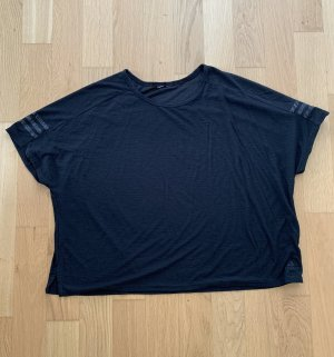 Adidas Camicia oversize nero