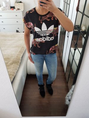 Adidas T-Shirt Shirt Tropical Tank Top Gr. 38