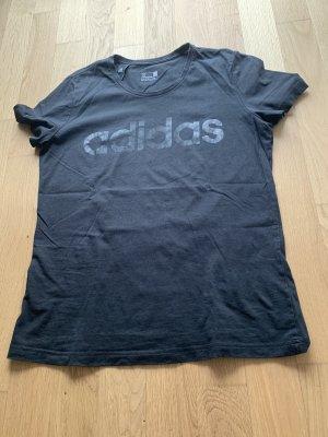Adidas T-Shirt XL schwarz