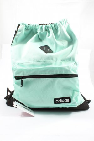 Adidas Daypack turquoise-black casual look
