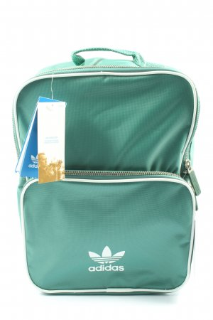 Adidas  groen-wit gestippeld casual uitstraling