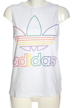 Adidas Tanktop Motivdruck Casual-Look