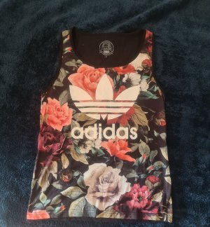 """Adidas"" Tanktop Flowerprint"
