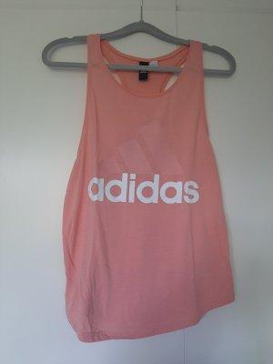 Adidas Débardeur de sport multicolore polyester