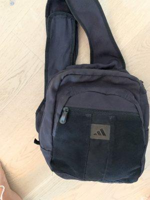 Adidas Sporttas donkerblauw