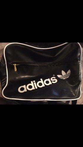 Adidas Sac bandoulière noir-jaune