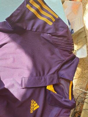 Adidas Débardeur de sport bleu violet