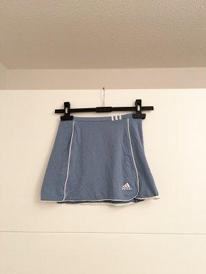 Adidas Minifalda azul celeste