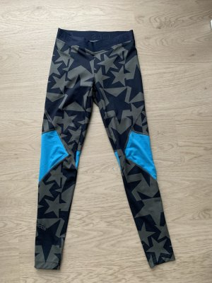 Adidas Legging gris-bleu