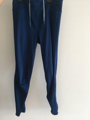 Adidas Pantalon de sport bleu