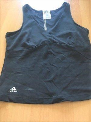 Adidas Tanktop zwart Polyamide