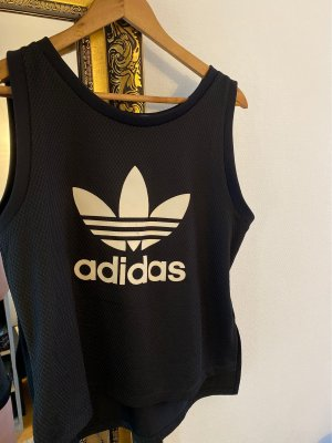 Adidas Sports Tank black-white