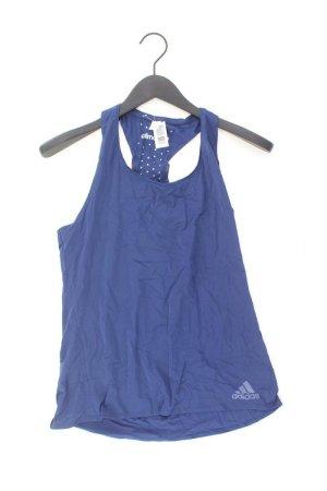 Adidas Top blau Größe S