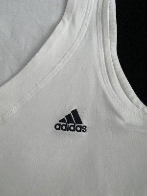 Adidas Top sportowy biały