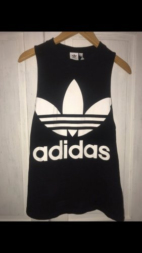 Adidas Basic Top black-white